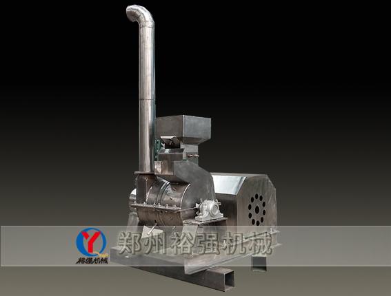 裕强机械不锈钢超细粉碎机的优势在哪里?